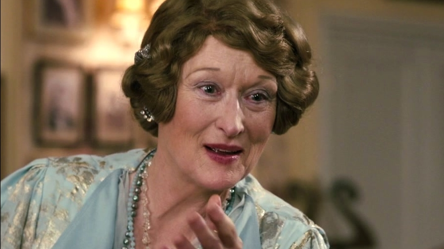 Florence Foster Jenkins: I Also Compose (Blu-Ray)