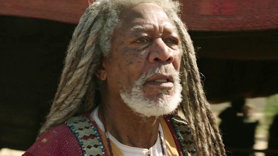 Ben-Hur: Morgan Freeman (Blu-Ray)