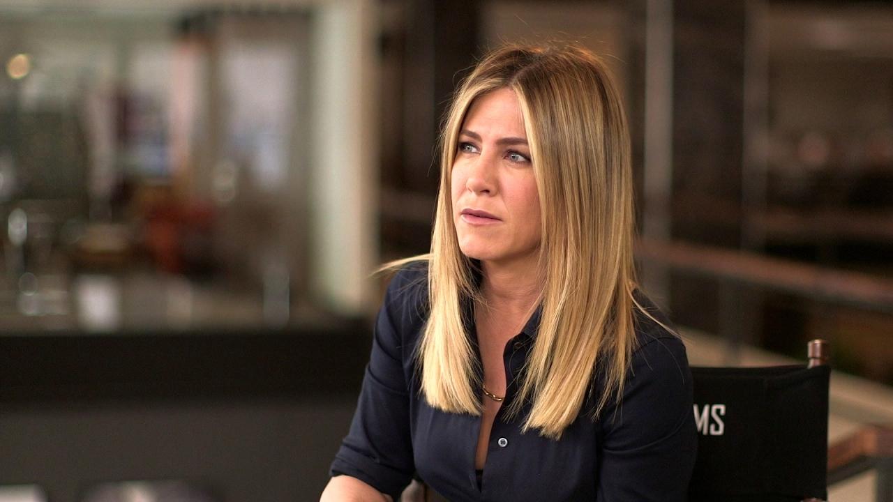 Office Christmas Party: Jennifer Aniston On Having Never Attended An Office Christmas Party