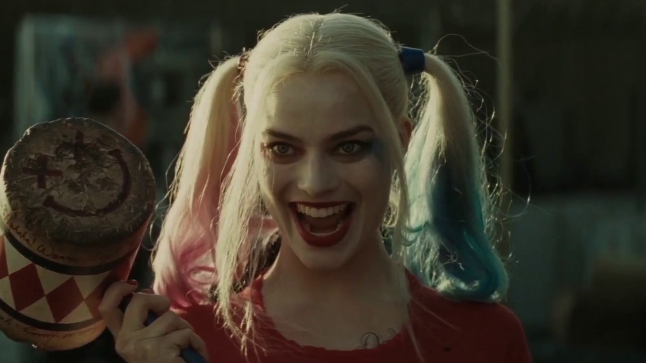 Suicide Squad: Harley (Featurette)