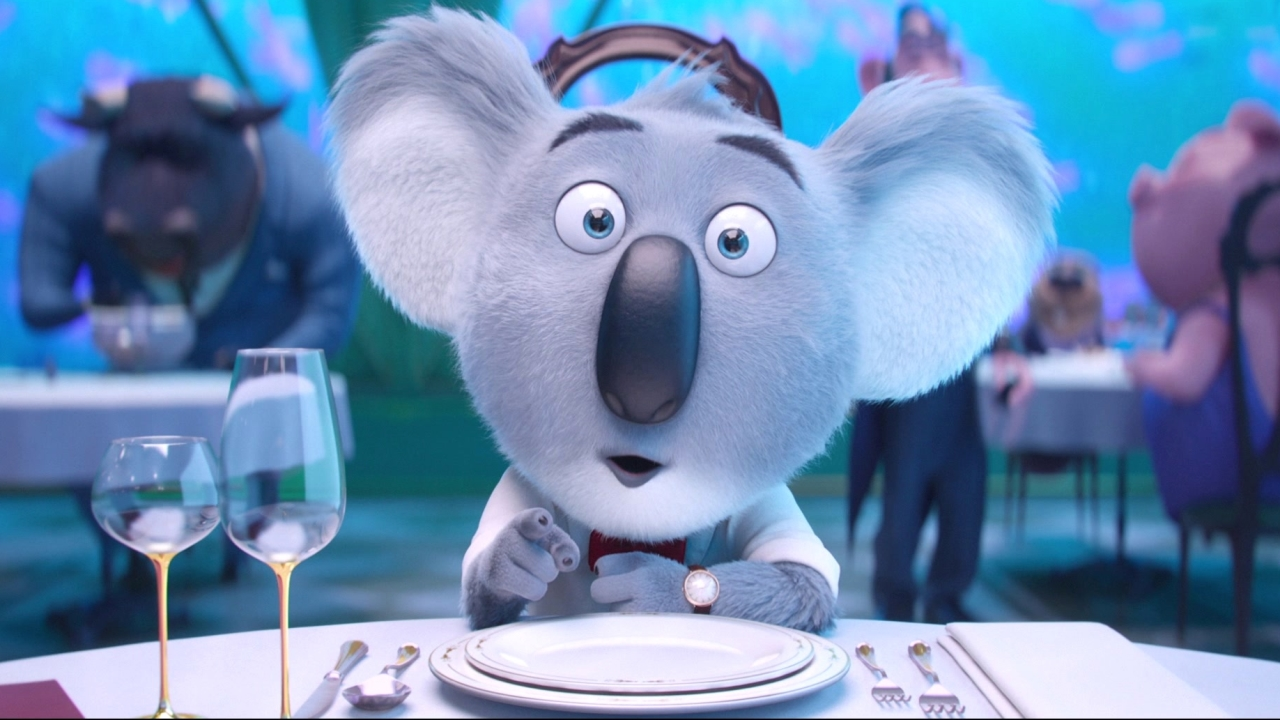 Sing: Buster (Character Featurette)