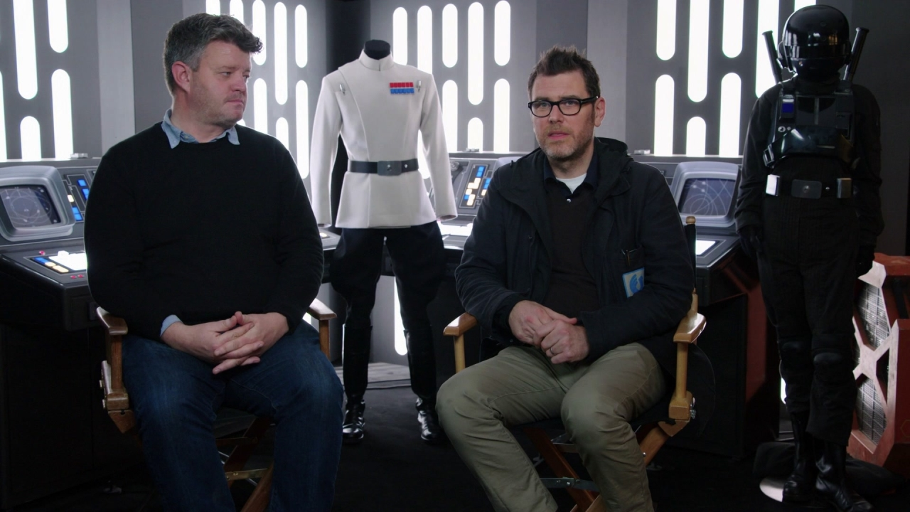 Rogue One: A Star Wars Story: Glyn Dillon And David Crossman On Working In The Star Wars Universe