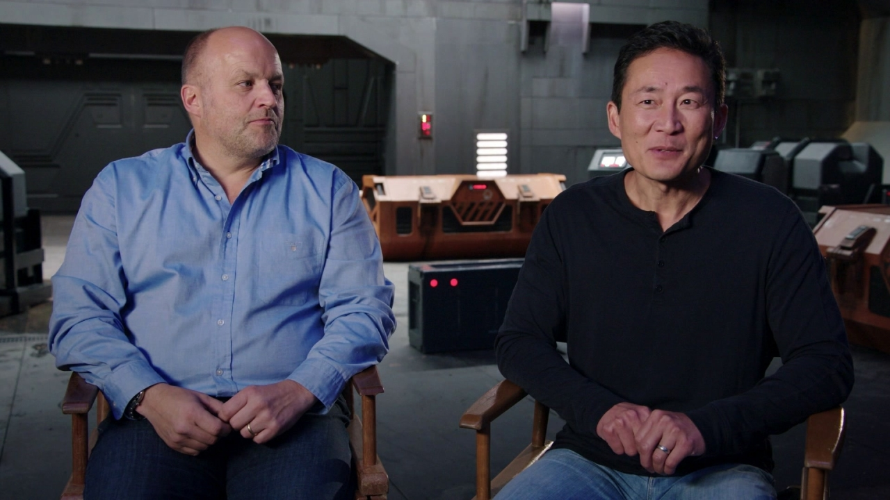 Rogue One: A Star Wars Story: Neil Lamont And Doug Chiang On Making The Look Fit With Episode IV