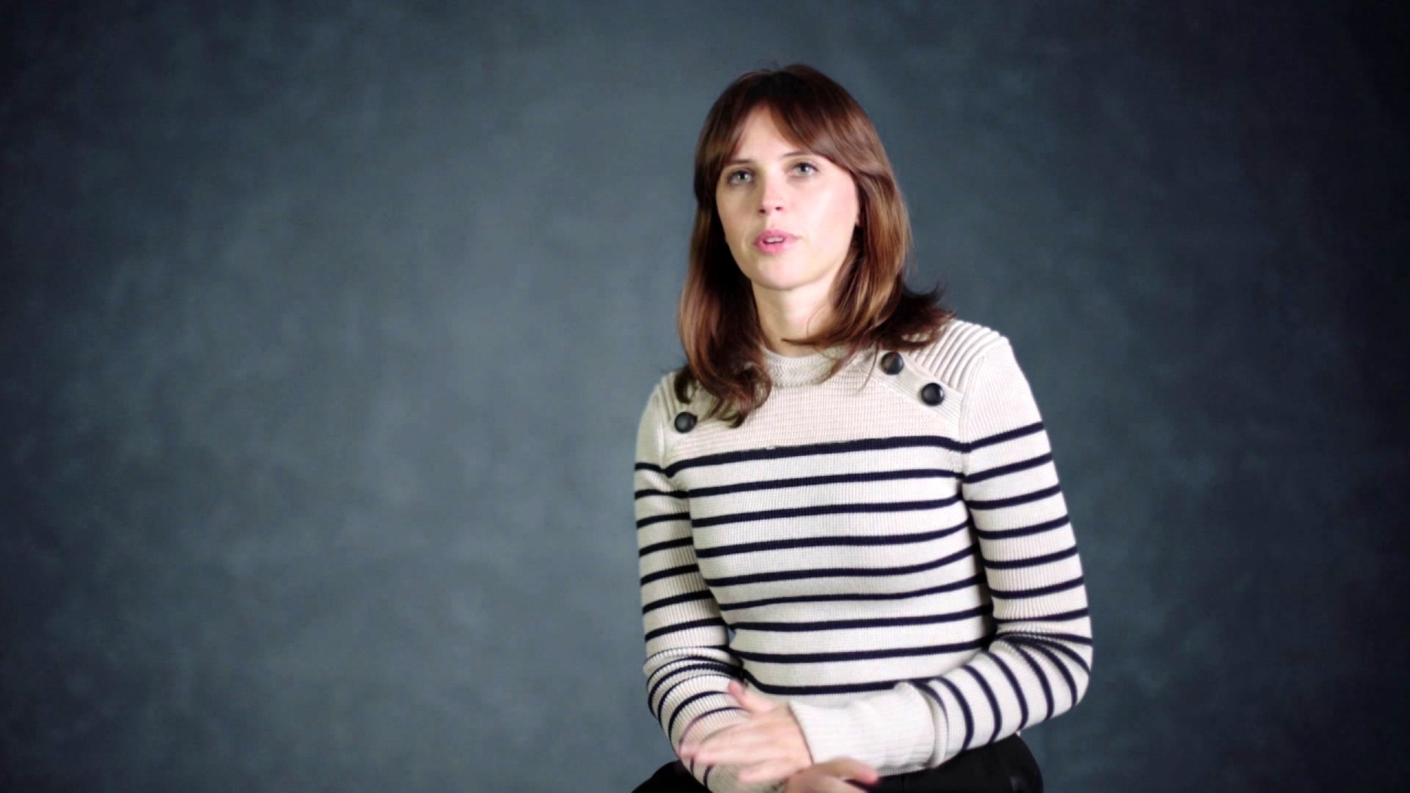 Rogue One: A Star Wars Story: Felicity Jones On Jyn's Character