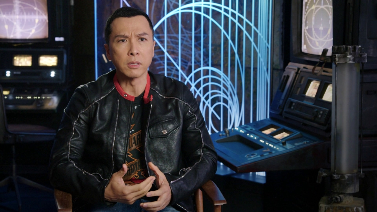 Rogue One: A Star Wars Story: Donnie Yen On What Attracted Him To The Role