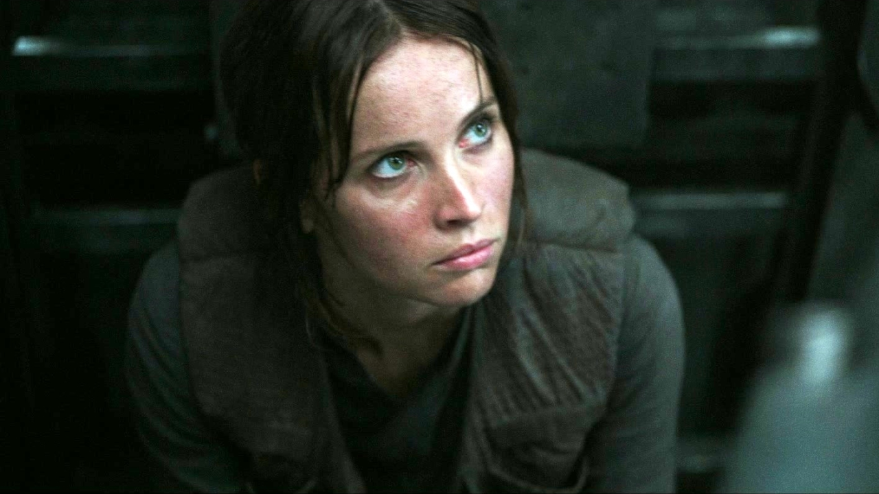 Rogue One: A Star Wars Story: Jyn Is Rescued
