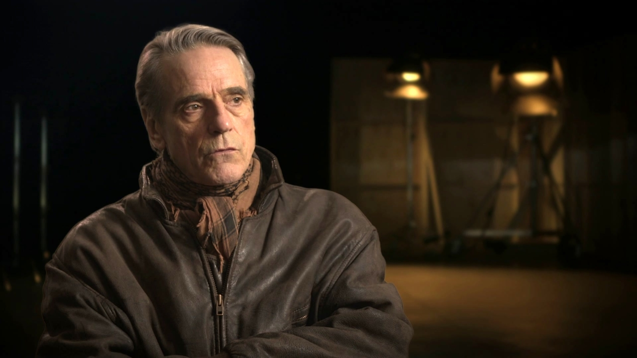 Assassin's Creed: Jeremy Irons On His Character Rikkin And His Motivations