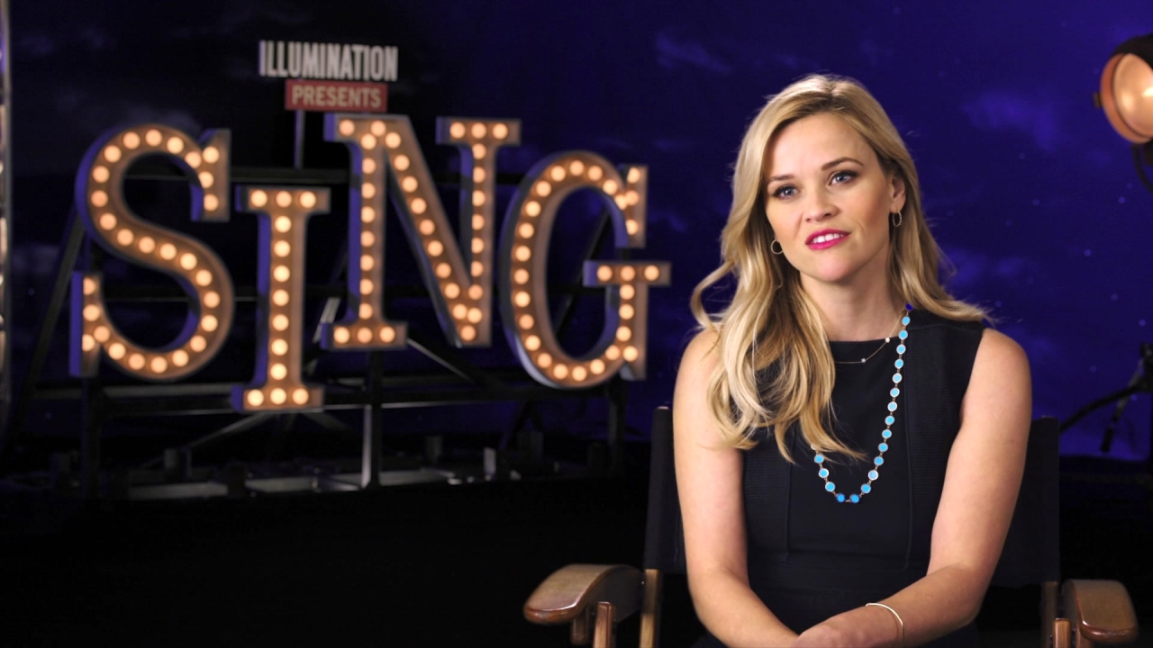 Sing: Reese Witherspoon On Her Character 'Rosita's' Dream