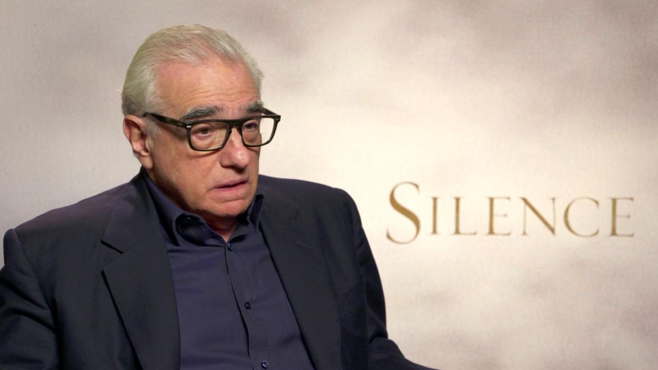 Silence: Martin Scorsese