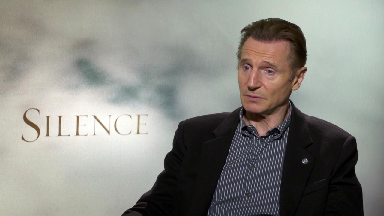 Silence: Liam Neeson