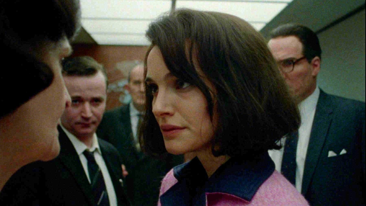 Jackie: Crafting The World Of Jackie (Featurette)