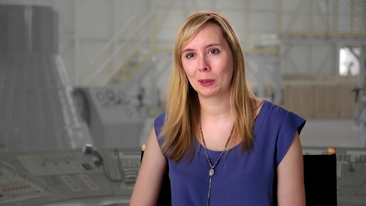 Hidden Figures: Allison Schroeder On Her Qualifications For The Job