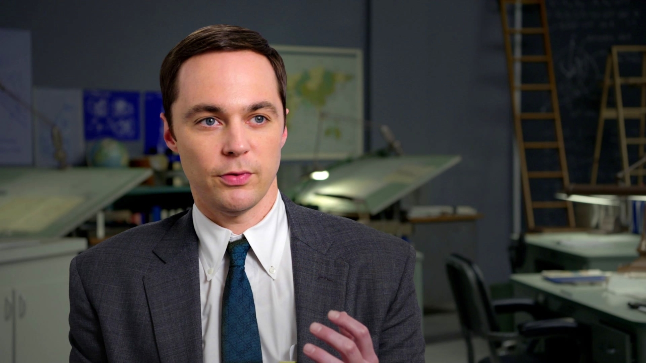 Hidden Figures: Jim Parsons On Why He Wanted The Role