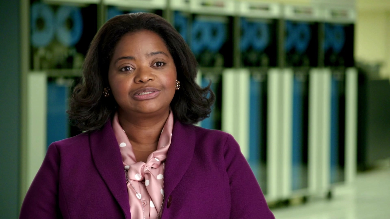 Hidden Figures: Octavia Spencer On Finding The Project