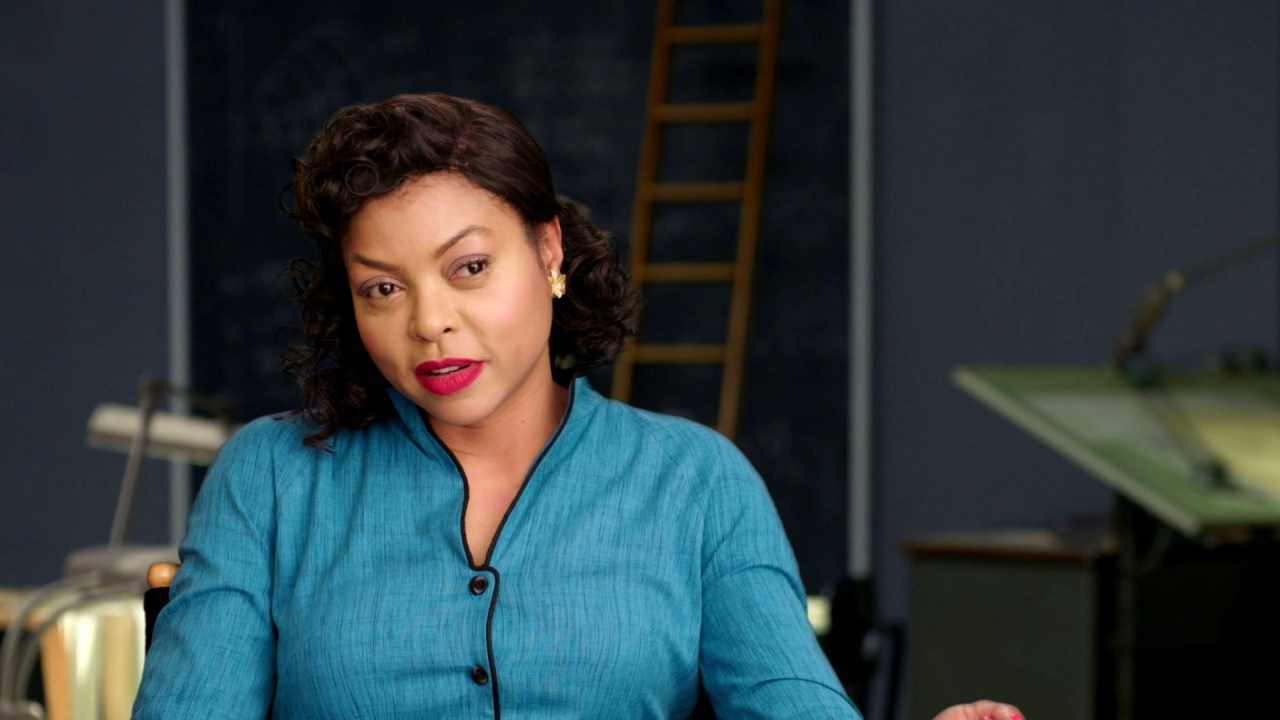Hidden Figures: Taraji P. Henson On Working To Make The Character Accurate
