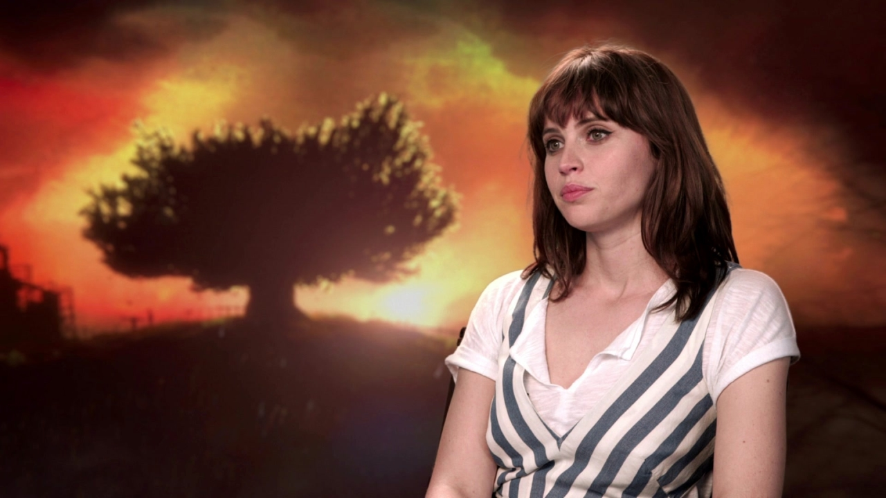 A Monster Calls: Felicity Jones On Her Attraction To The Project