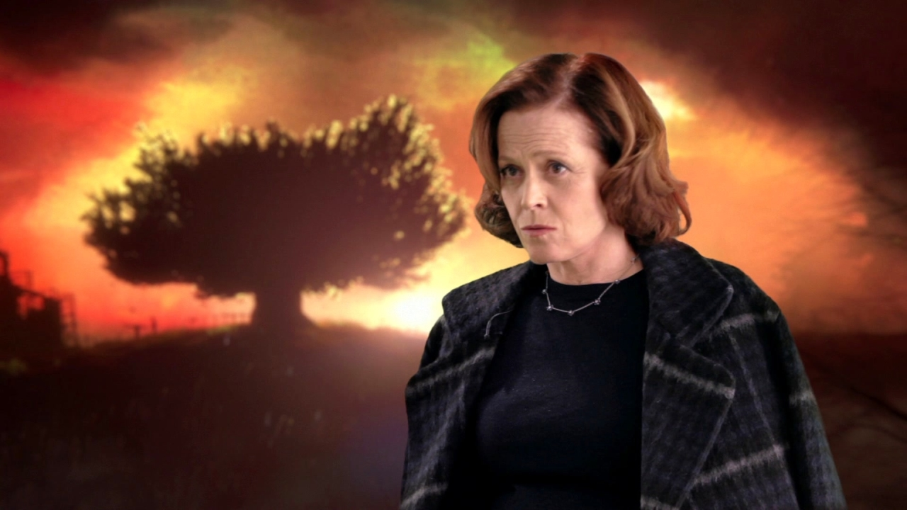 A Monster Calls: Sigourney Weaver On Her Attraction To The Project