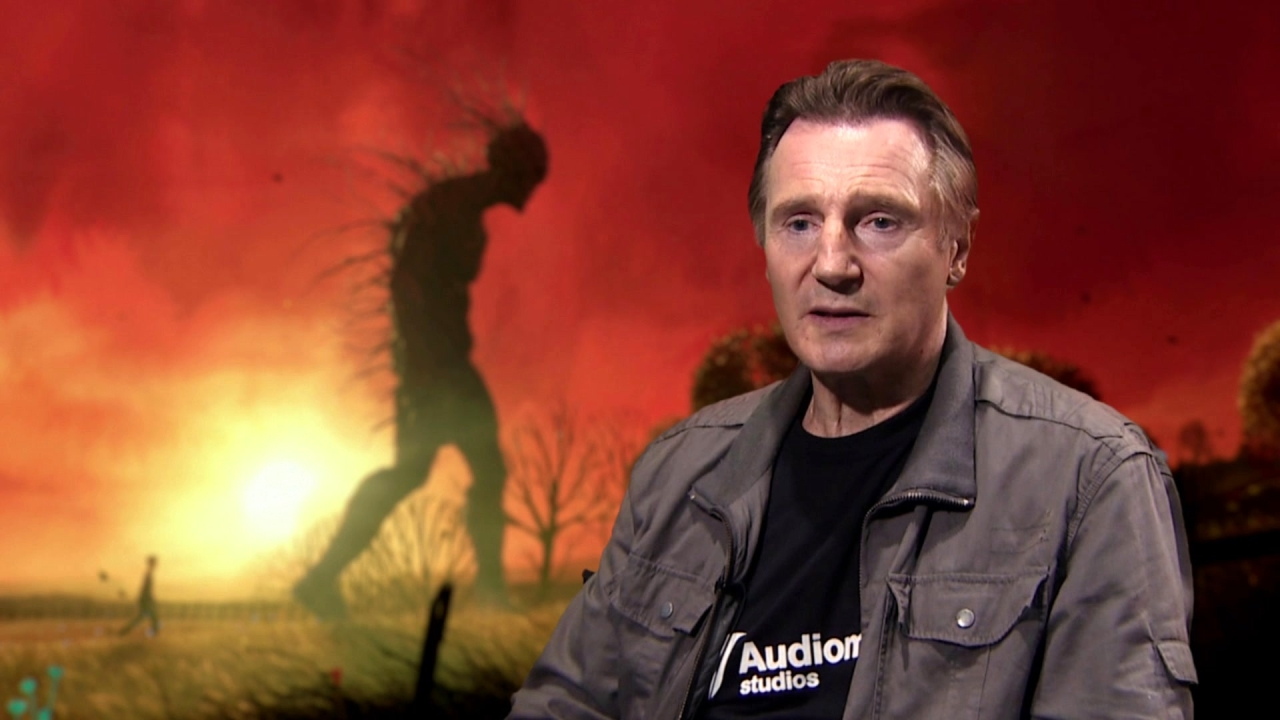 A Monster Calls: Liam Neeson On The Movie