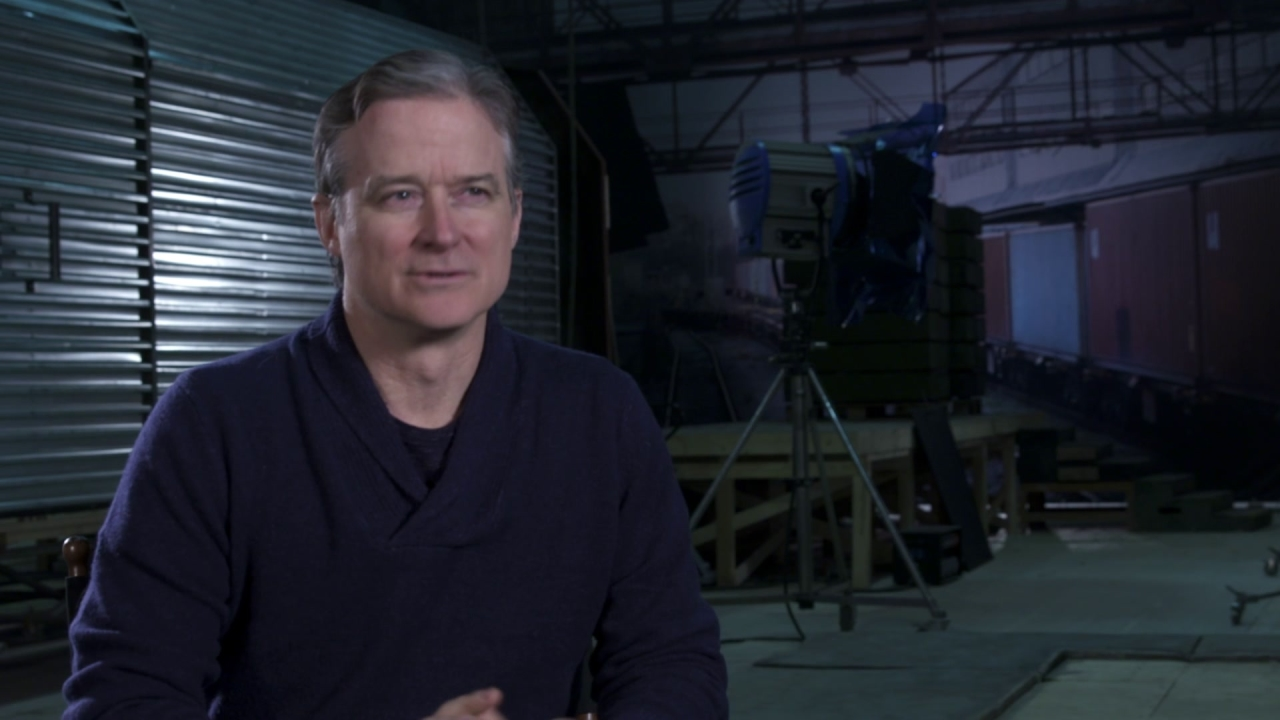 Underworld: Blood Wars: Richard Wright On The Style Of The Film