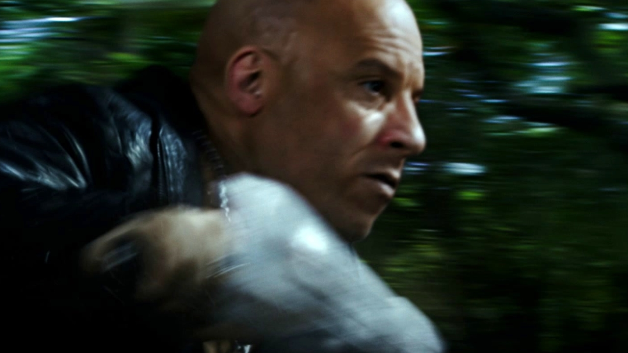 xXx: The Return Of Xander Cage: Motorcycle Chase
