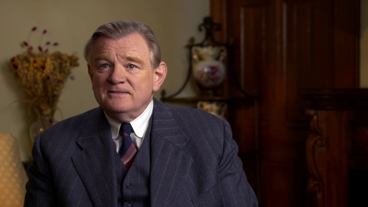 Live By Night: Brendan Gleeson On What Was Inspiring About The Script