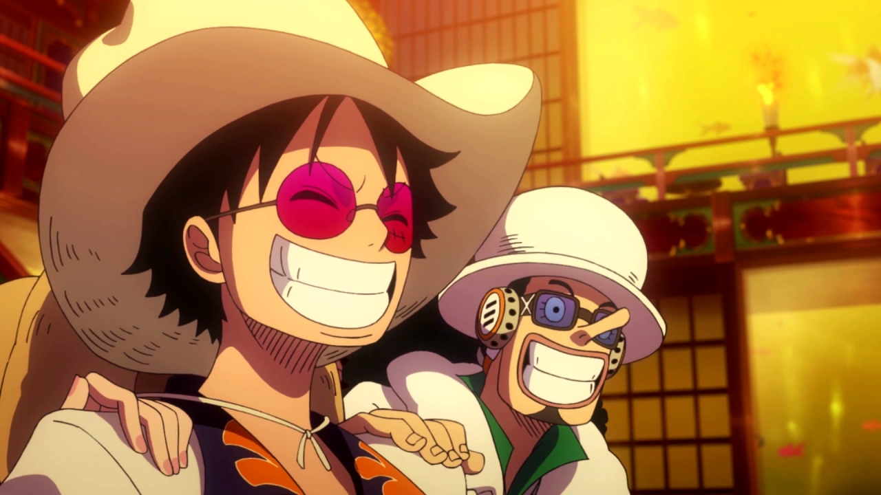 One Piece Film Gold (US)