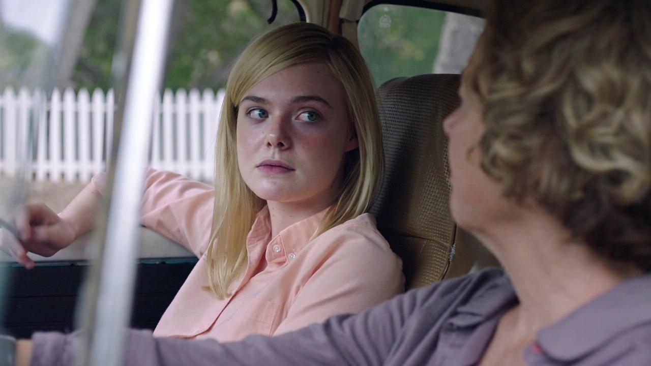20th Century Women: Car Conversation
