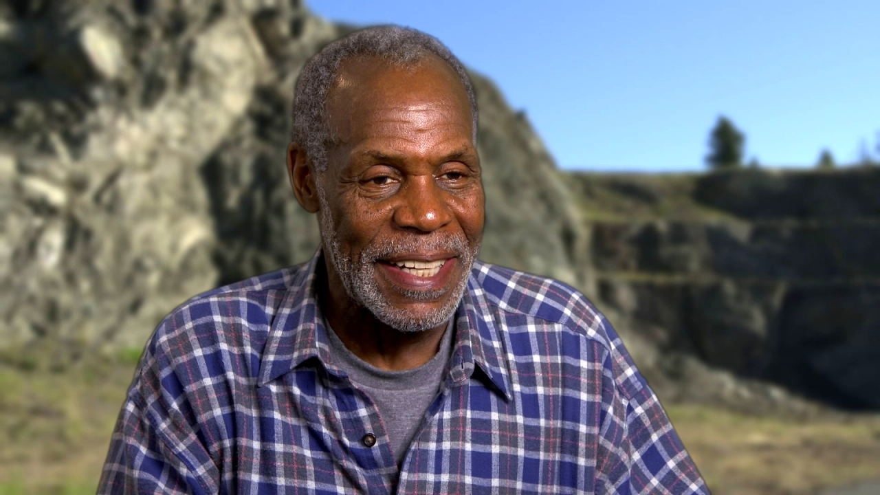 Monster Trucks: Danny Glover On His Character
