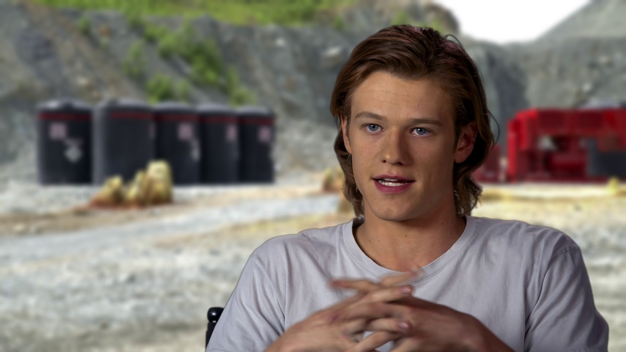 Monster Trucks: Lucas Till On Where His Character Is At In The Beginning Of The Movie