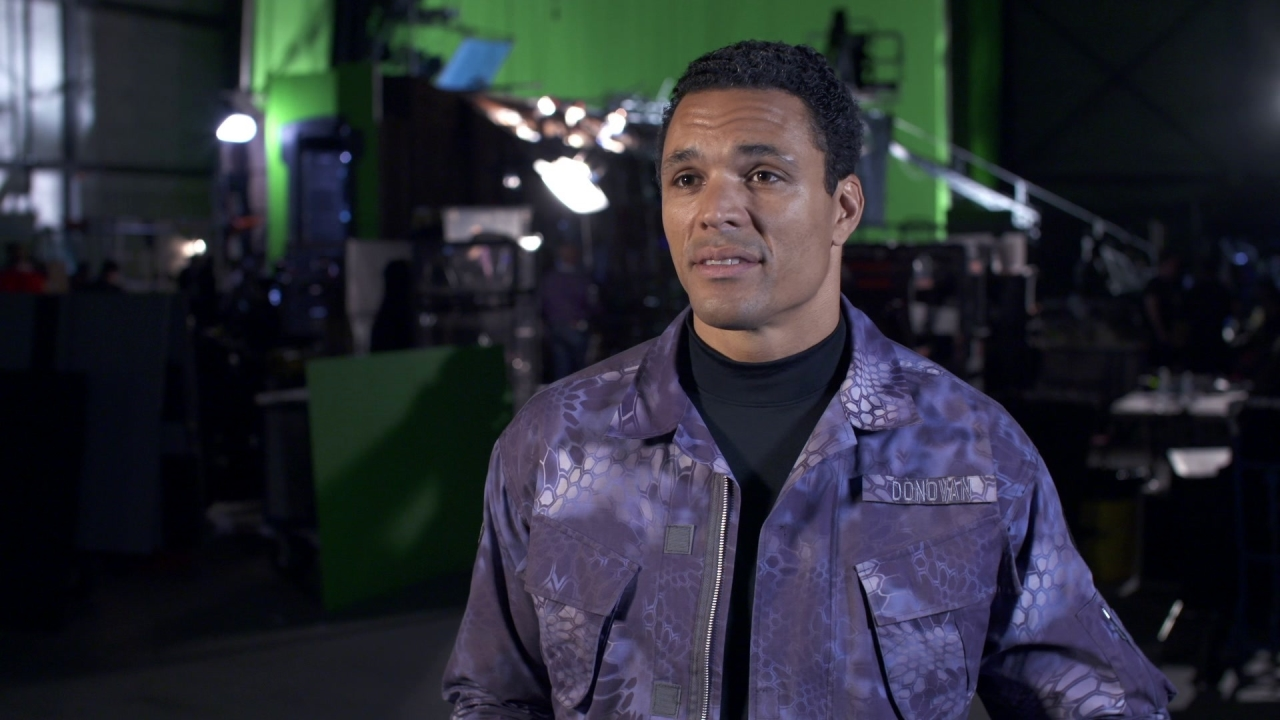 xXx: The Return Of Xander Cage: Tony Gonzalez On The First Film