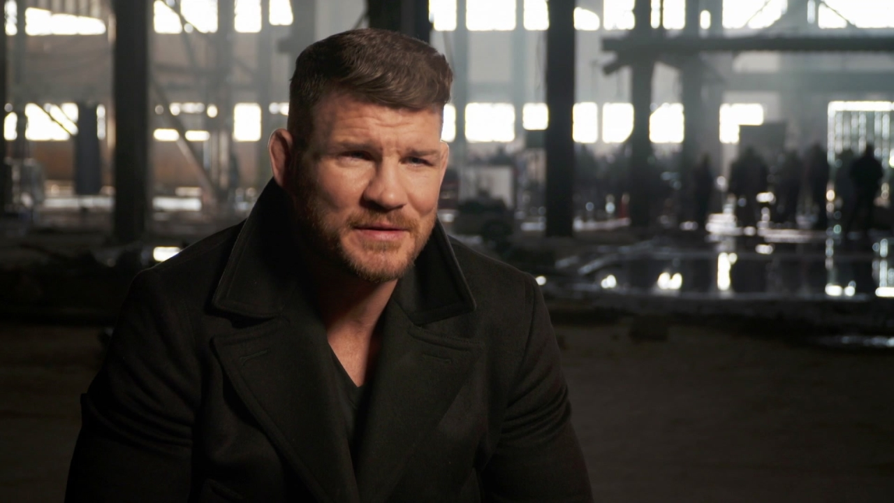 xXx: The Return Of Xander Cage: Michael Bisping On What Drew Him To The Film