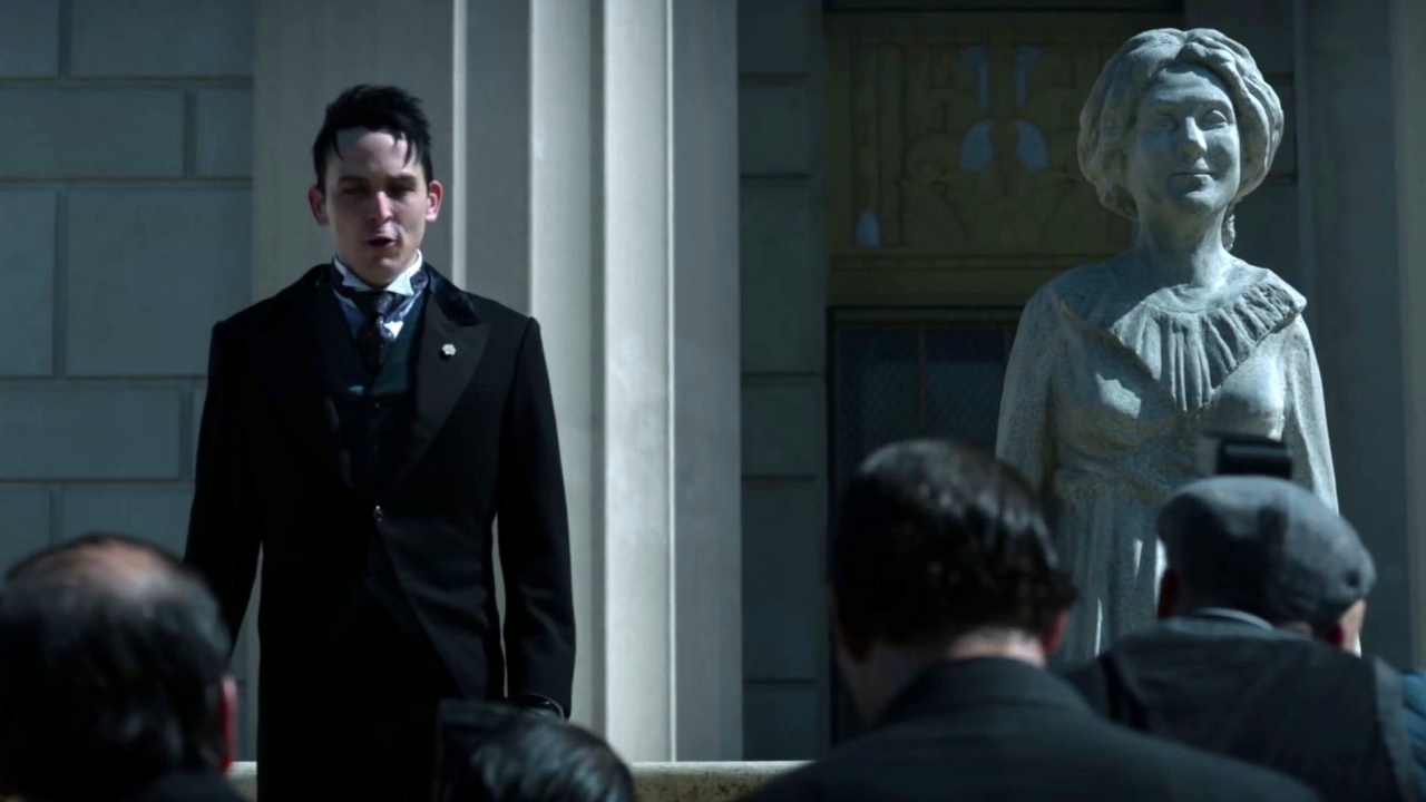 Gotham: Mad City: Anything For You