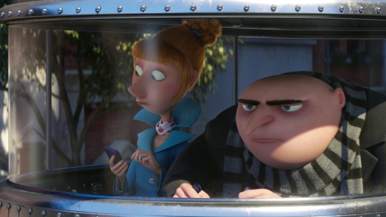 Despicable Me 3: No Cast (International Trailer 1)