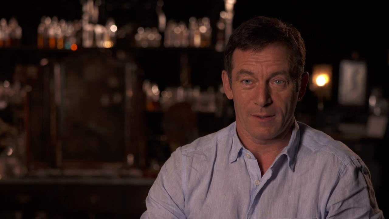A Cure For Wellness: Jason Isaacs On His Character In The Film