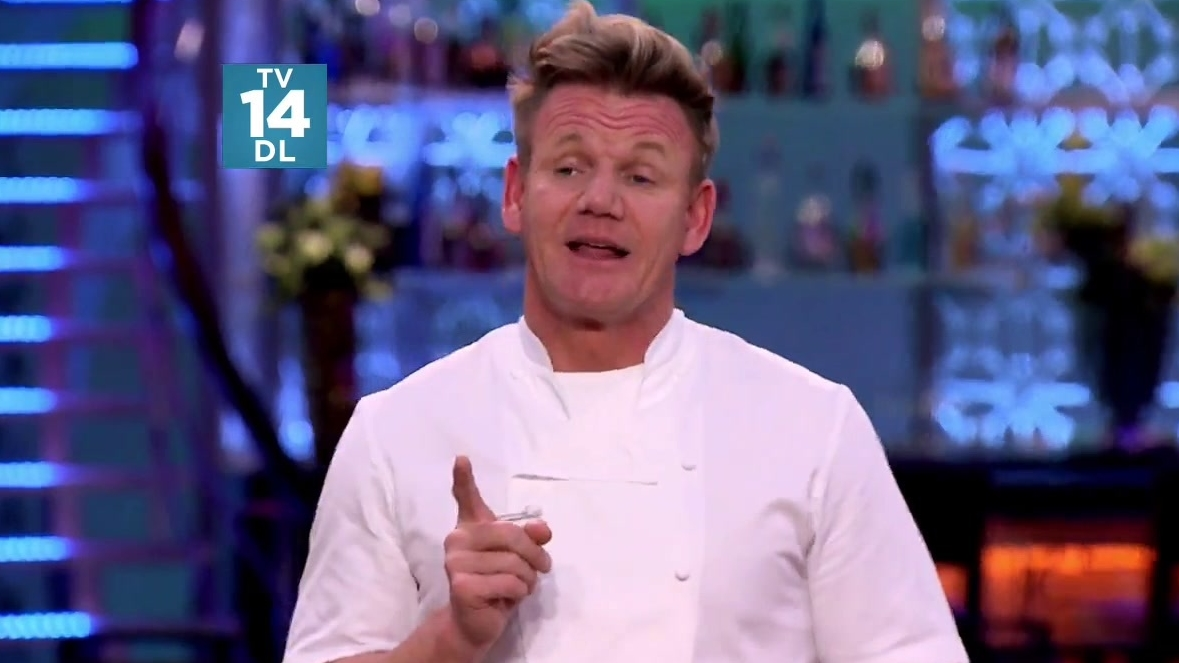 Hell's Kitchen: Tequila Shots?