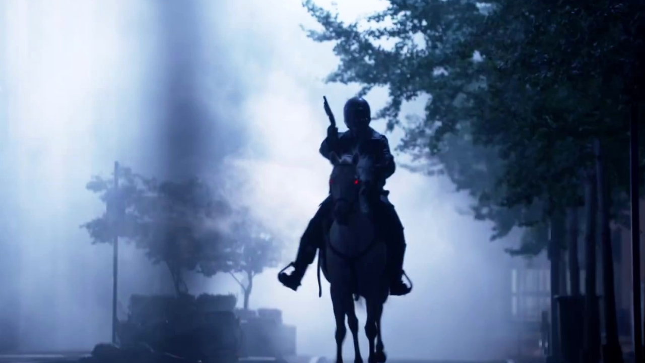 Sleepy Hollow: The Headless Horseman Chases After The President