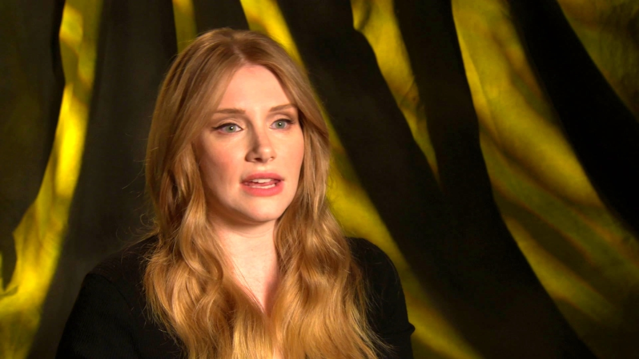 Gold: Bryce Dallas Howard On Her Character