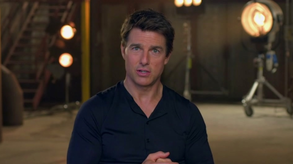 Jack Reacher: Never Go Back: Tom Cruise Salt Shaker Stunt