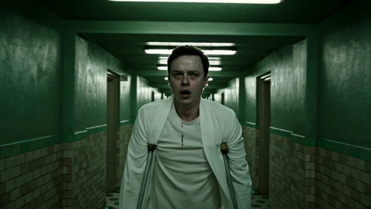 A Cure For Wellness: The Hall