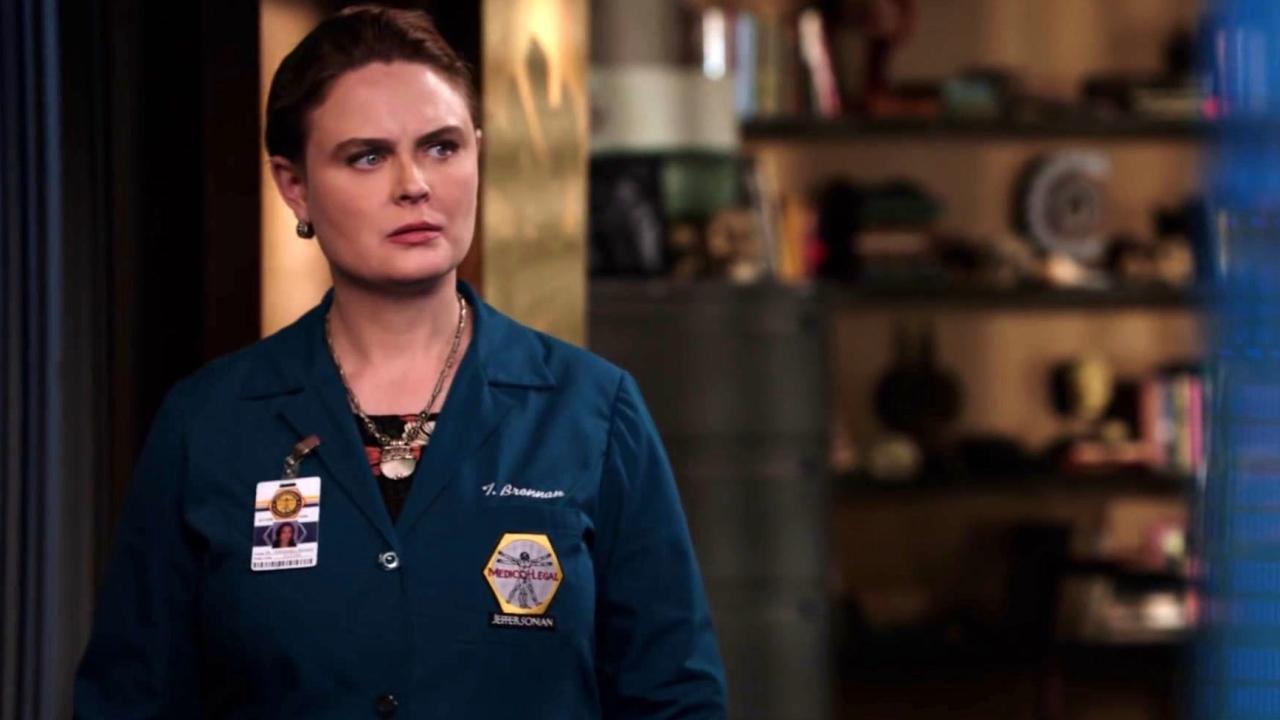Bones: Angela Is Shocked That Brennan Knows About Iron Maiden
