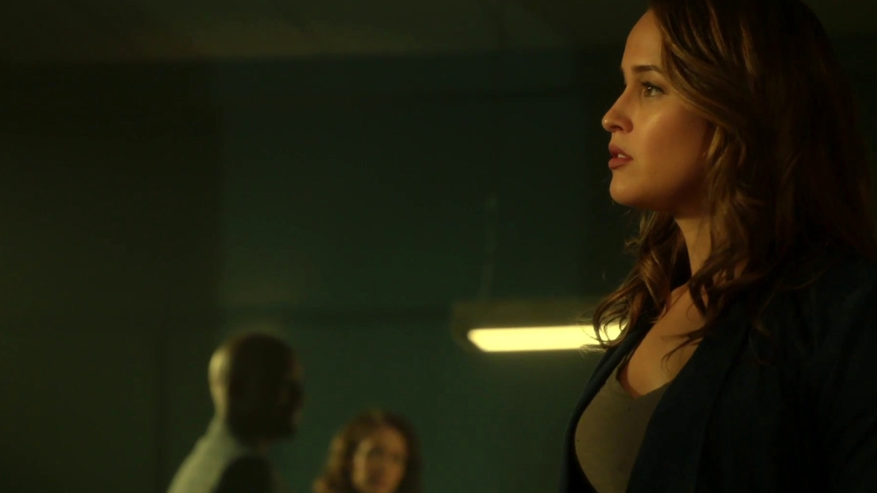 Rosewood: Captain Slade Complains About His Christmas Gift From Rosie