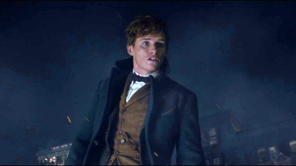 Fantastic Beasts And Where To Find Them (Blu-Ray/DVD Trailer)