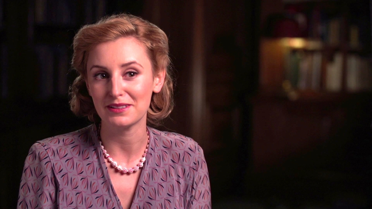 A United Kingdom: Laura Carmichael On Her Character