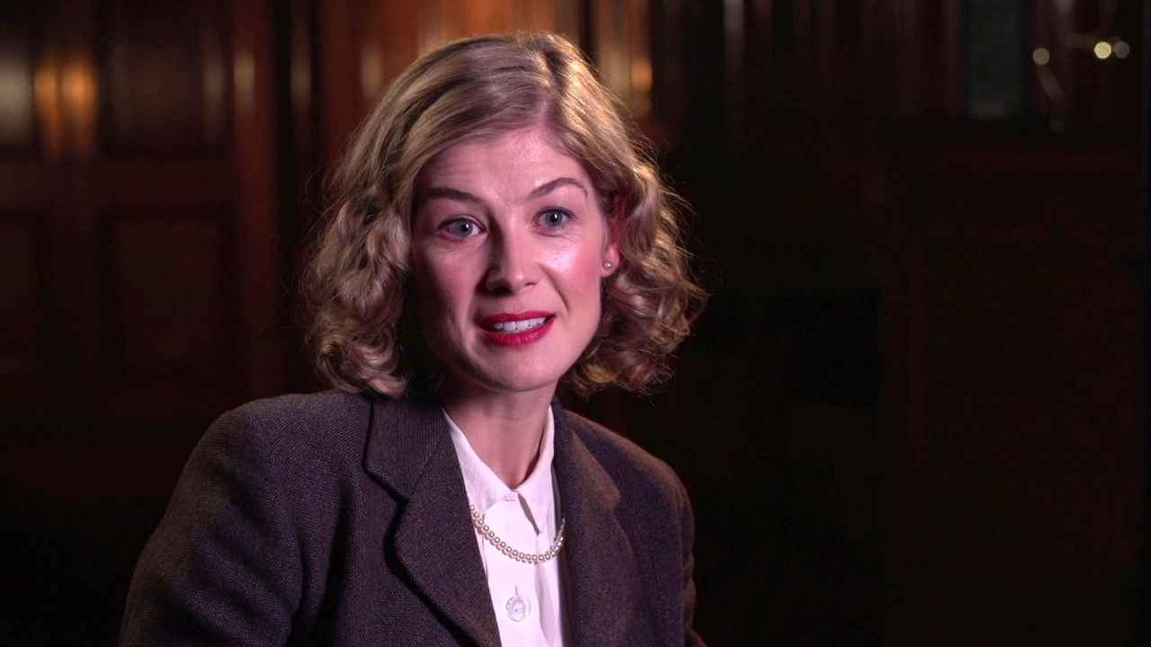 A United Kingdom: Rosamund Pike On Being Contacted By David Oyelowo