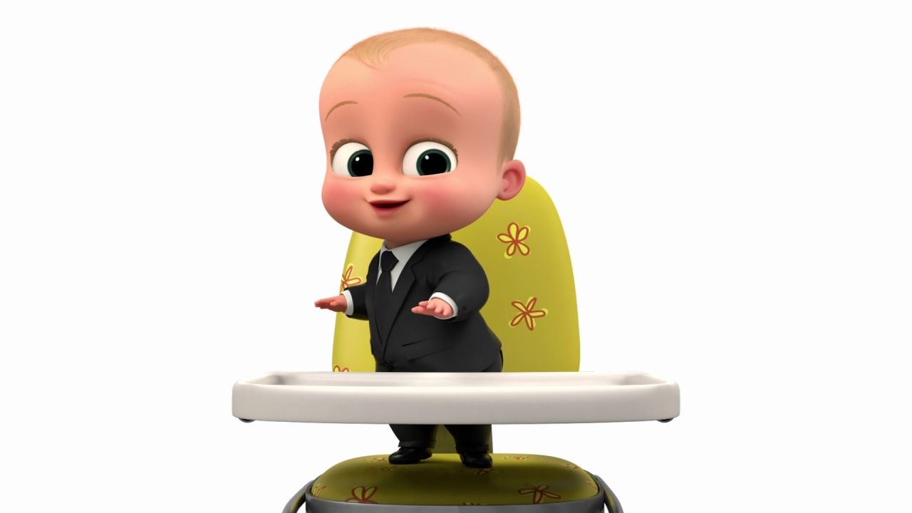 The Boss Baby: Cute Face (Vlog)