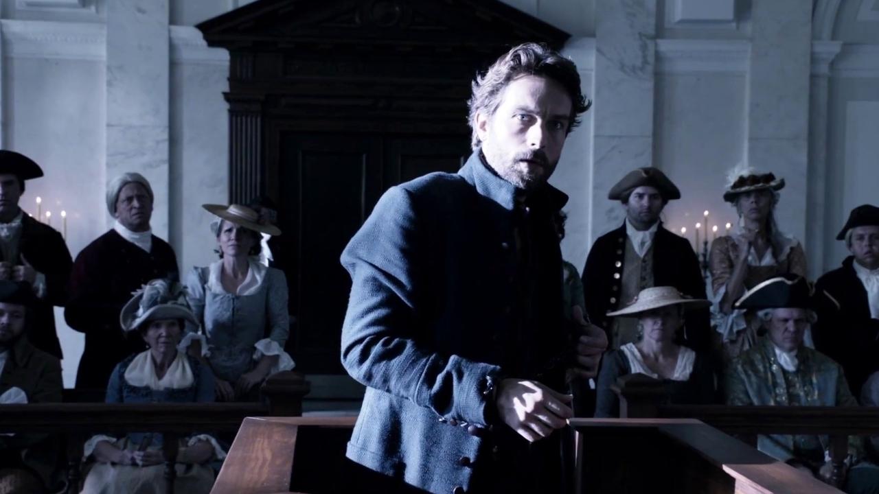 Sleepy Hollow: The People V. Ichabod Crane