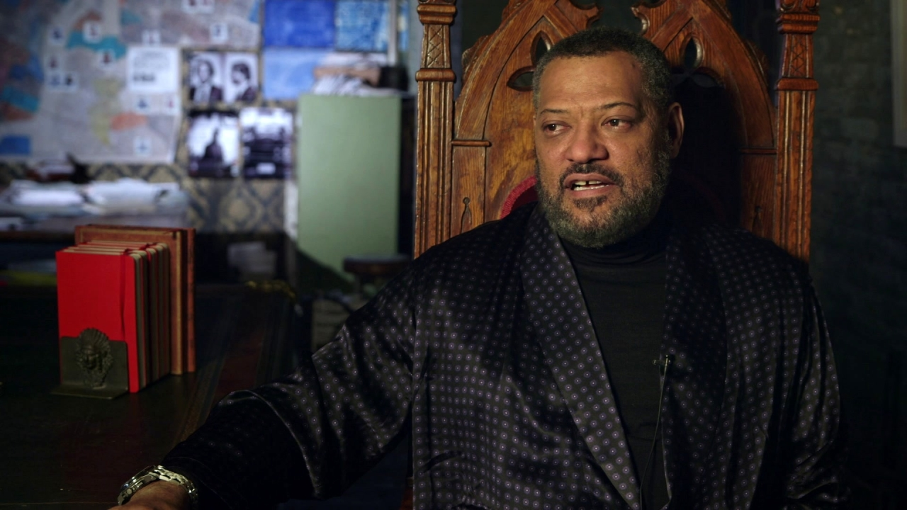 John Wick: Chapter 2: Laurence Fishburne On Being A Fan Of The First John Wick Film