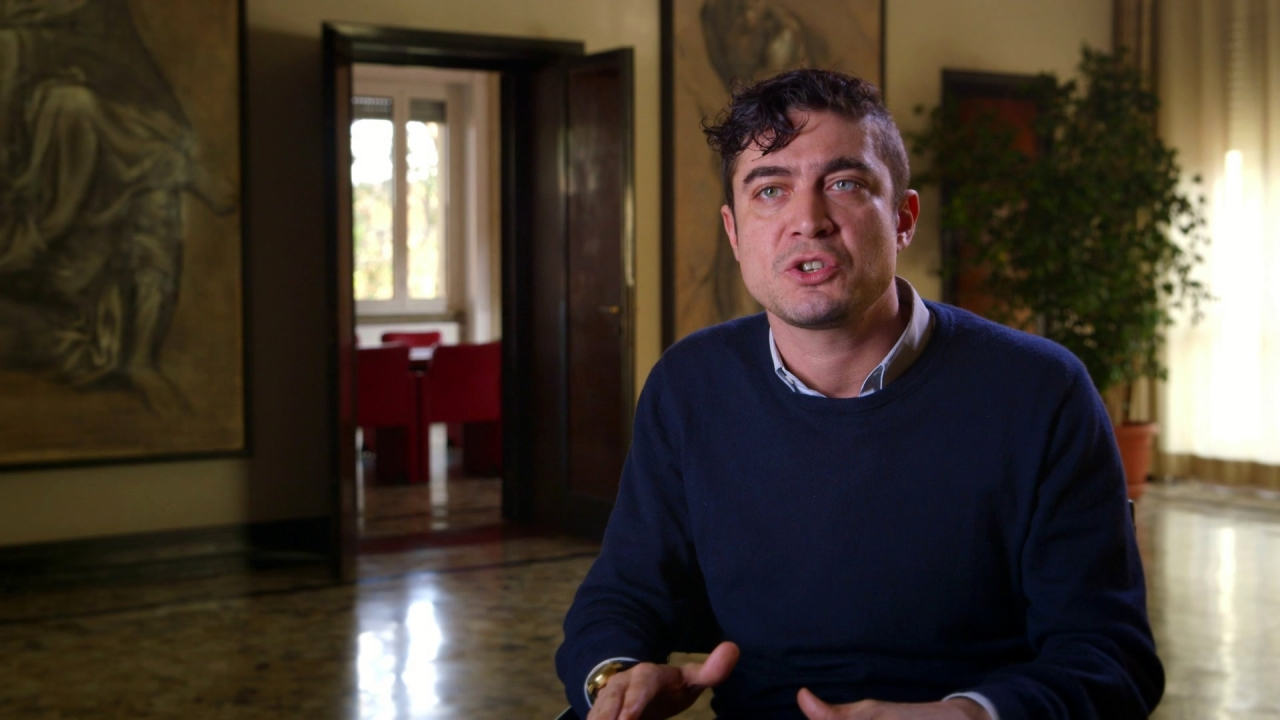 John Wick: Chapter 2: Riccardo Scamarico On His Character, Santino