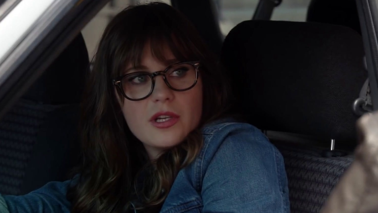 New Girl: Jess Is Stopped By Jake In The Streets Of New York