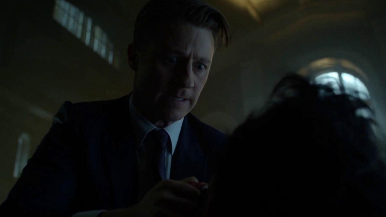Gotham: Mad City: The Gentle Art Of Making Enemies